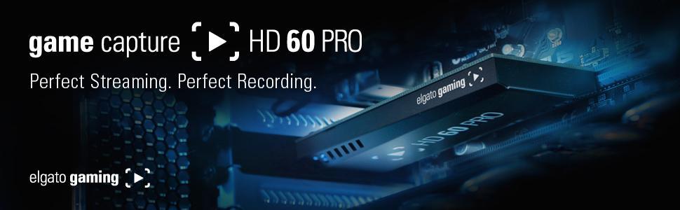 Elgato Game Capture HD60 Pro