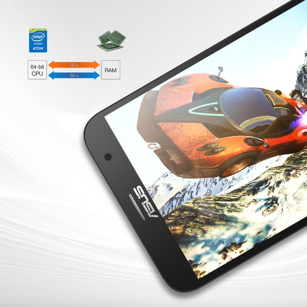 ASUS ZenFone 2 Unlocked Cellphone 64GB Black US