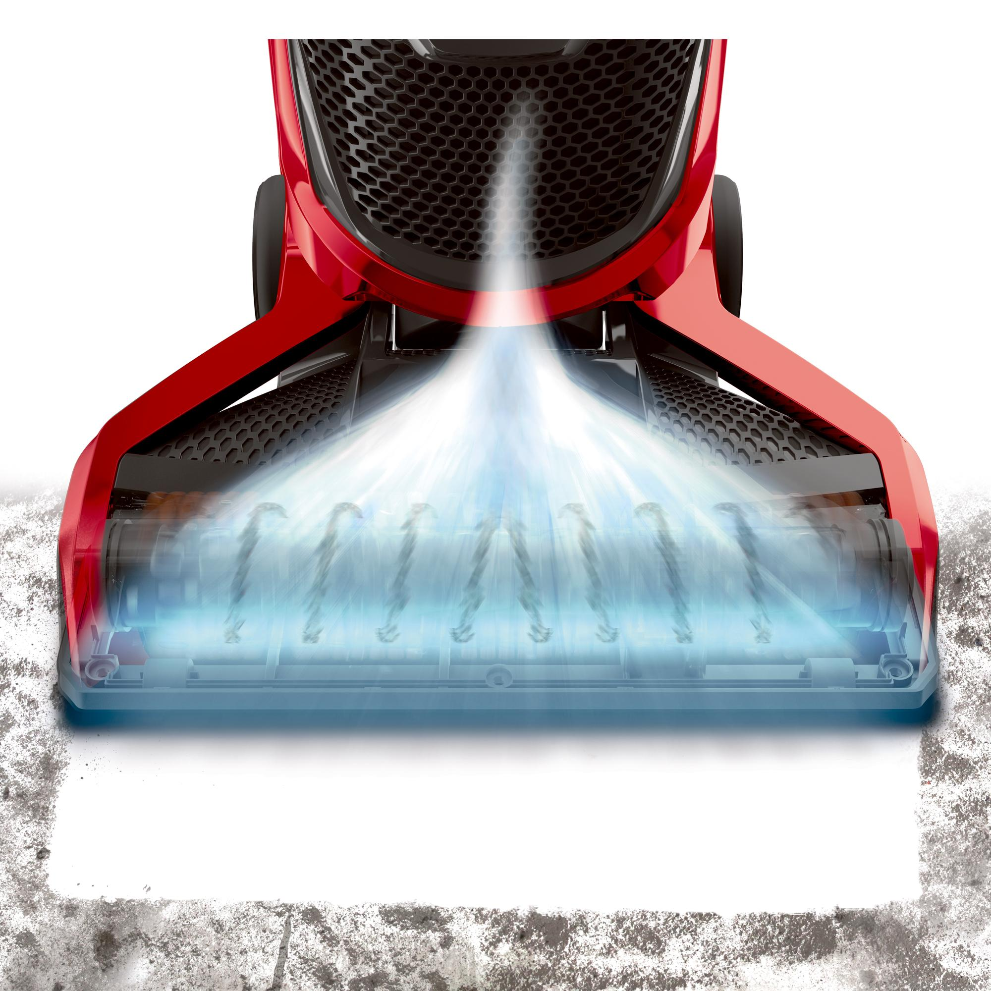 Bissell Powerclean Upright Bagless Vacuum 1306C Amazon