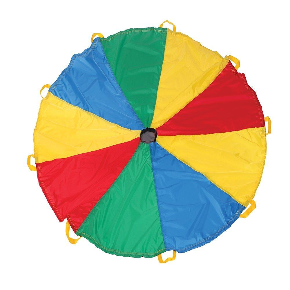 Pacific Play Tents Funchute 6-Feet Parachute, Play Tents ...
