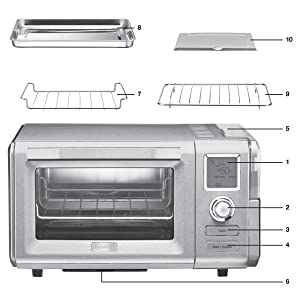 PARTS AND FEATURES