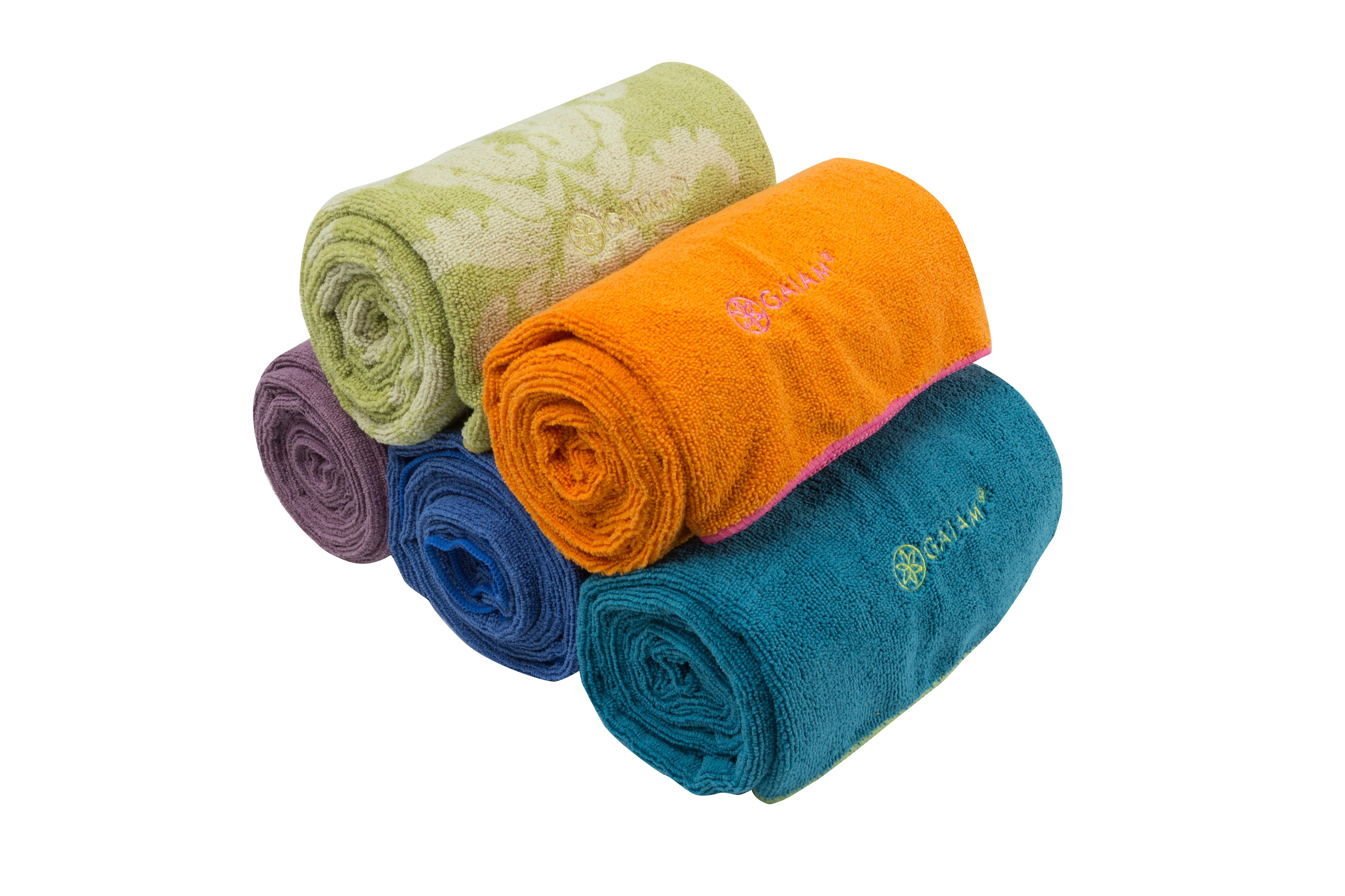 Gaiam Thirsty Yoga Mat Towels Mat Towels Amazon Canada