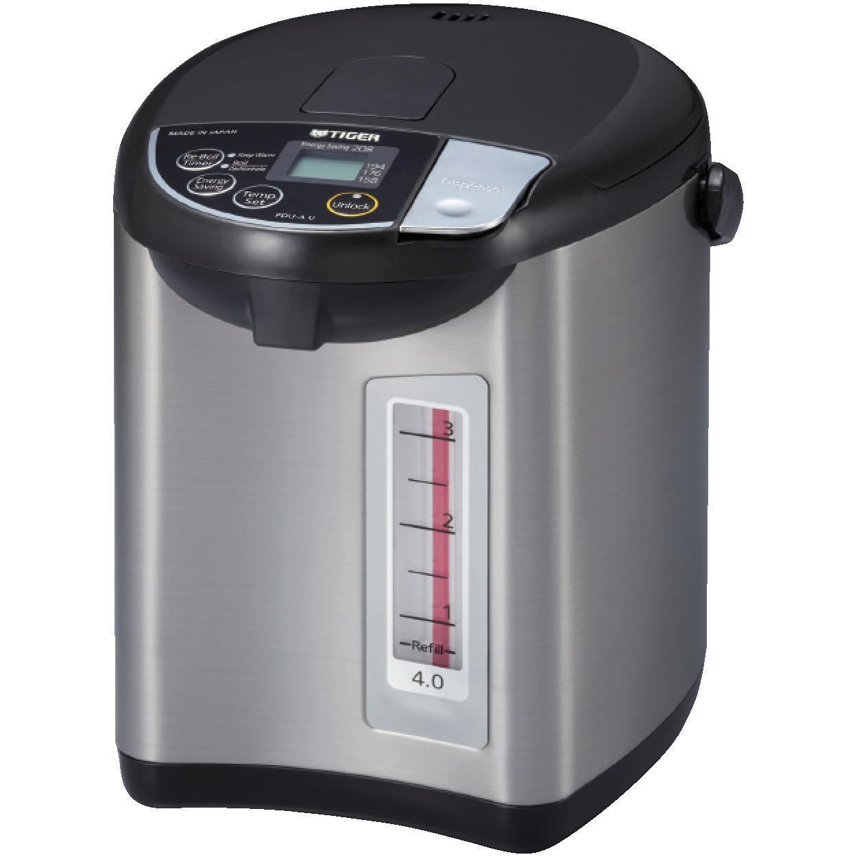 Electric Water Boiler ~ Tiger pdu a u k electric water boiler and warmer