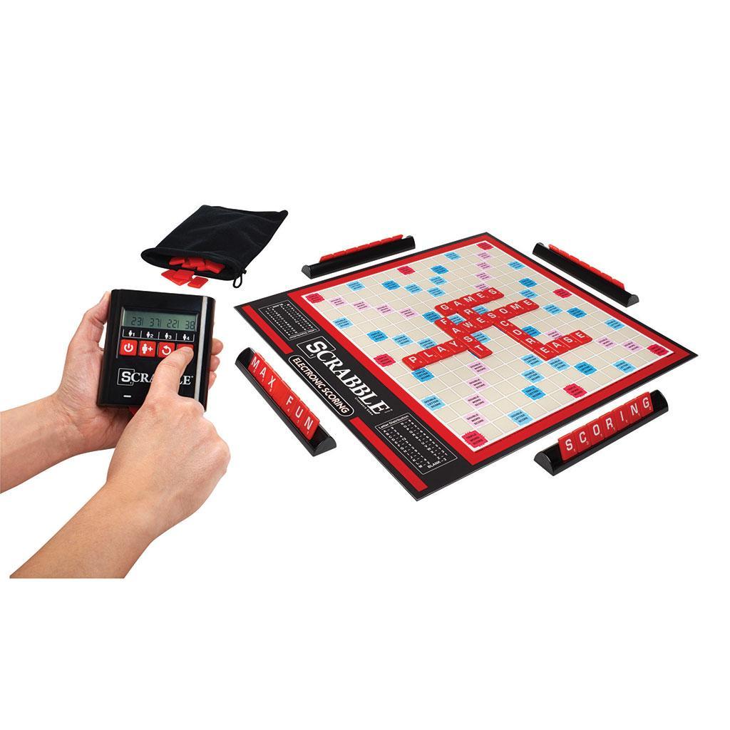 Scrabble Electronic Scoring, Board Games - Amazon Canada