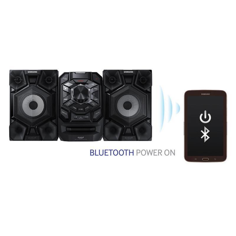 Samsung MX J630 20 Channel 230 Watt Wired Audio Giga System 2015