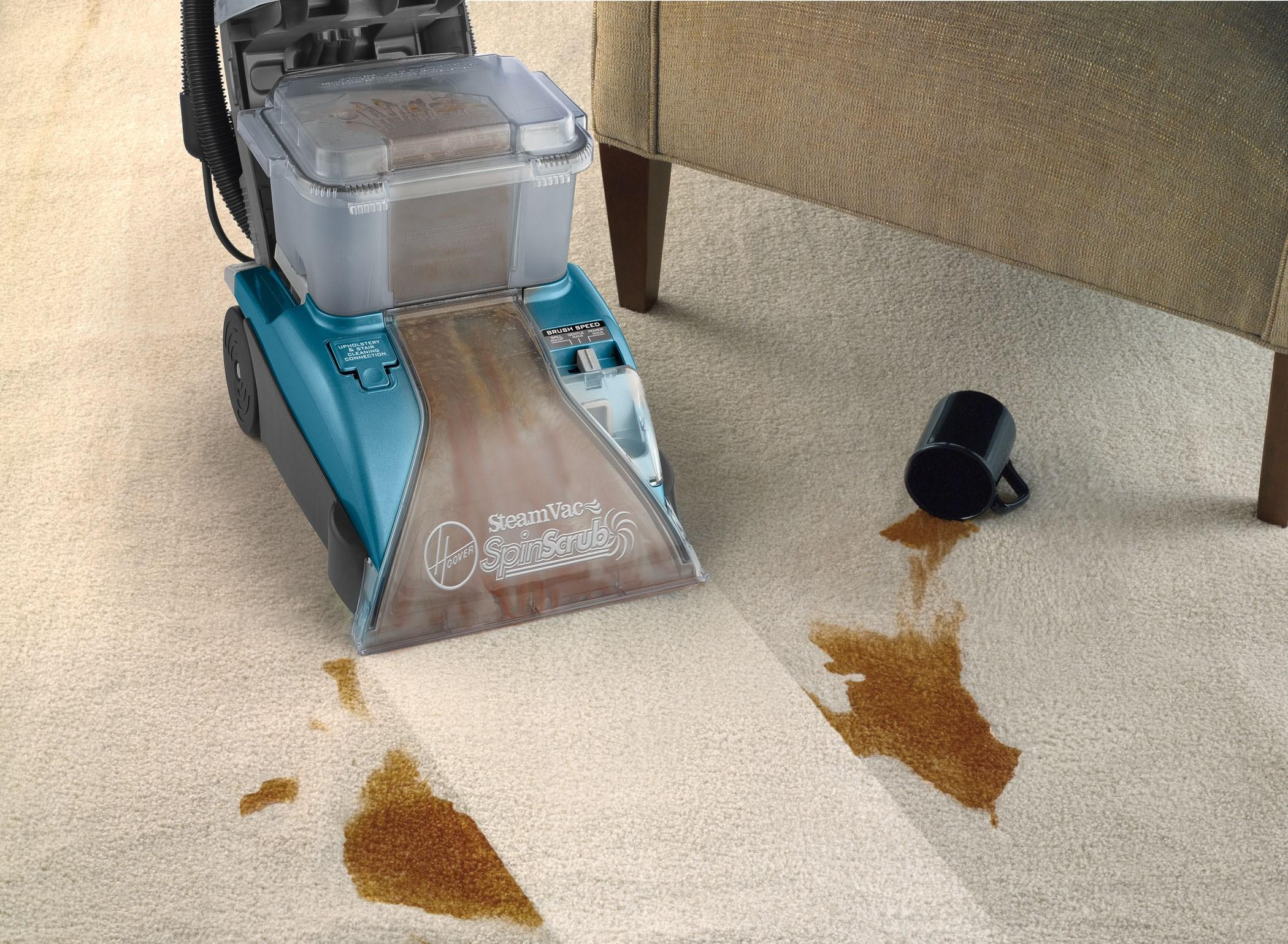 Hoover Steamvac Carpet Cleaner With Clean Surge F5914900 Home Kitchen