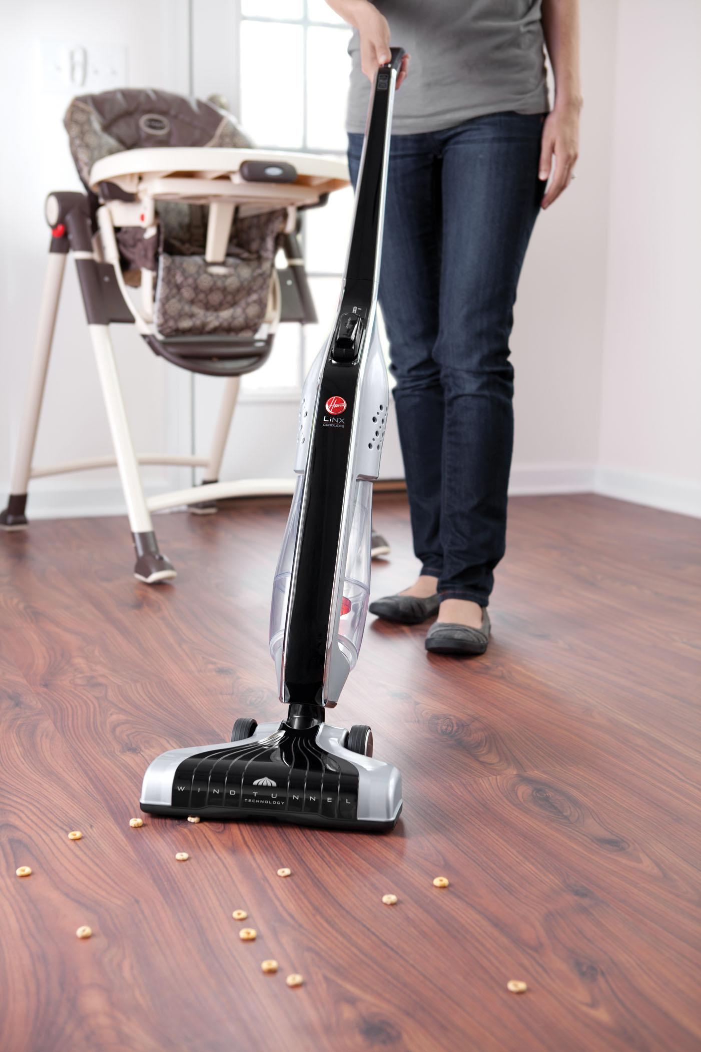 Hoover Linx Cordless Stick Vacuum Cleaner Bh50010 Amazon