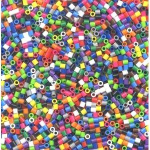 Perler Beads 11, 000 Count-Multi-Mix, Party Games \u0026amp; Crafts ...