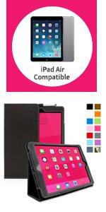 apple ipad air smart case leather