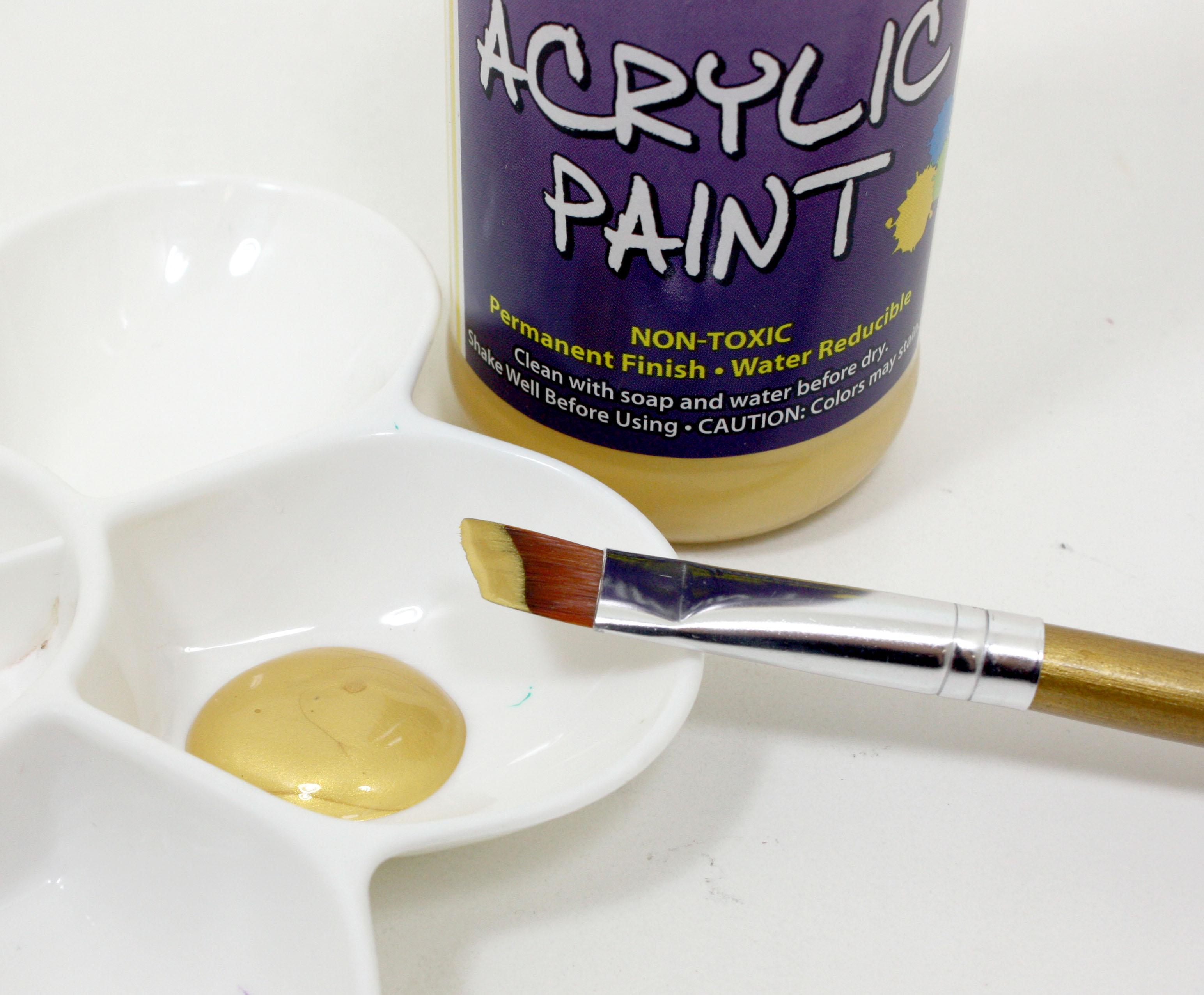 Most Opaque White Acrylic Paint
