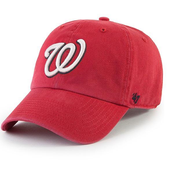 MLB Atlanta Braves  47 Clean Up Adjustable Hat 23b55cc0b74
