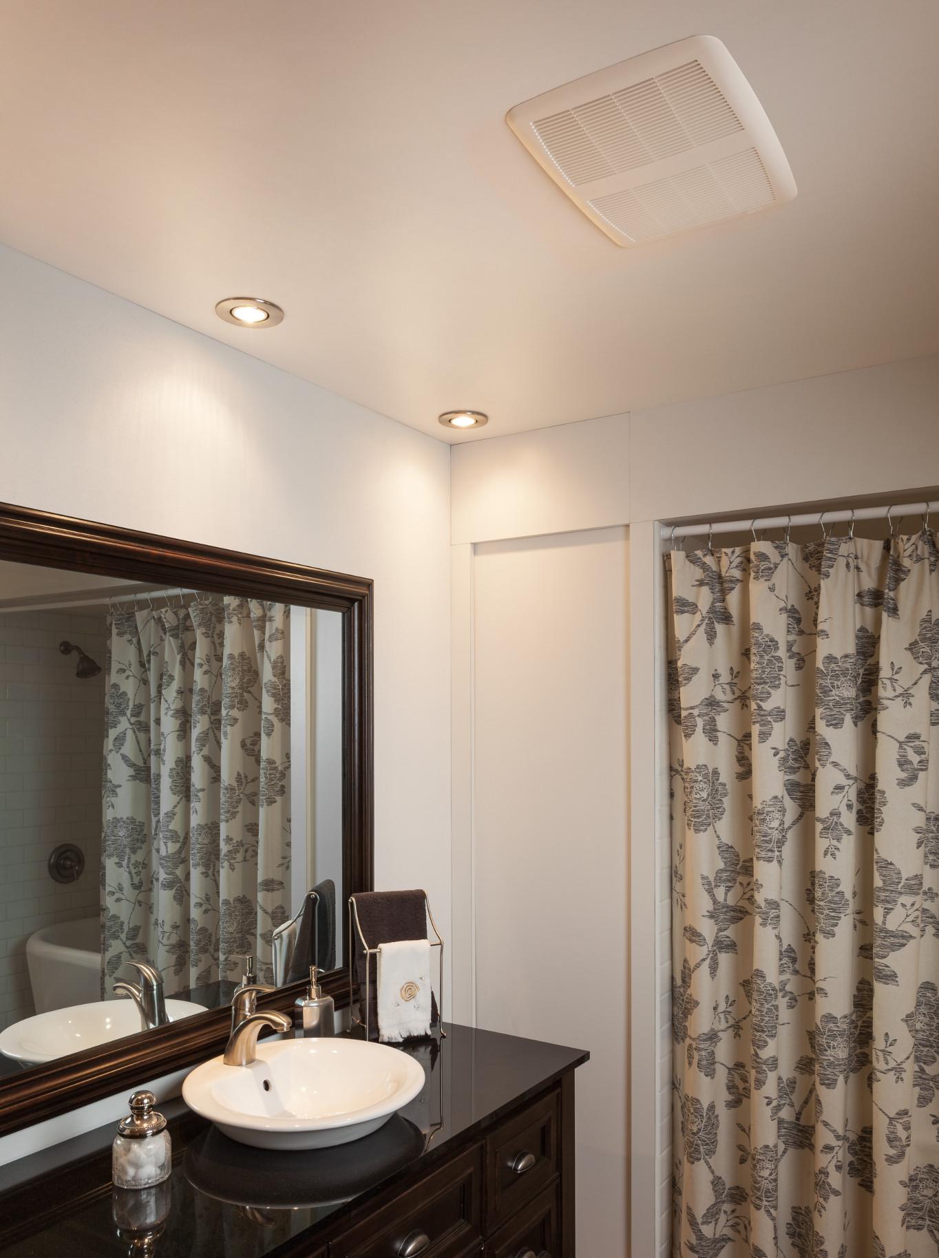 NuTone QT CFM Quiet Test Bath Fan Bathroom Ventilation - Nutone scovill bathroom fan for bathroom decor ideas