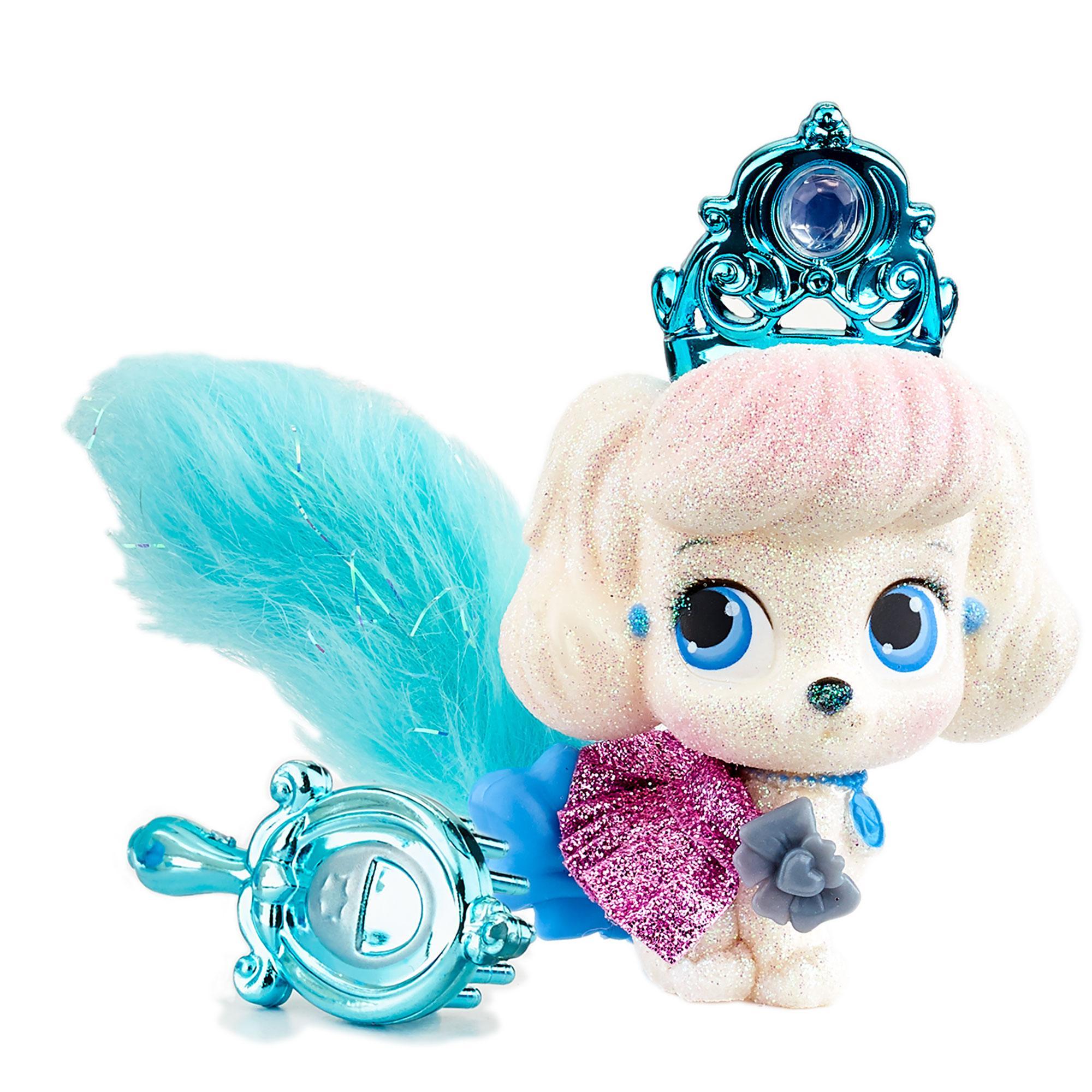 Disney Princess Palace Pets Glitzy Glitter Friends Cinderellas Puppy Pumpkin View Larger