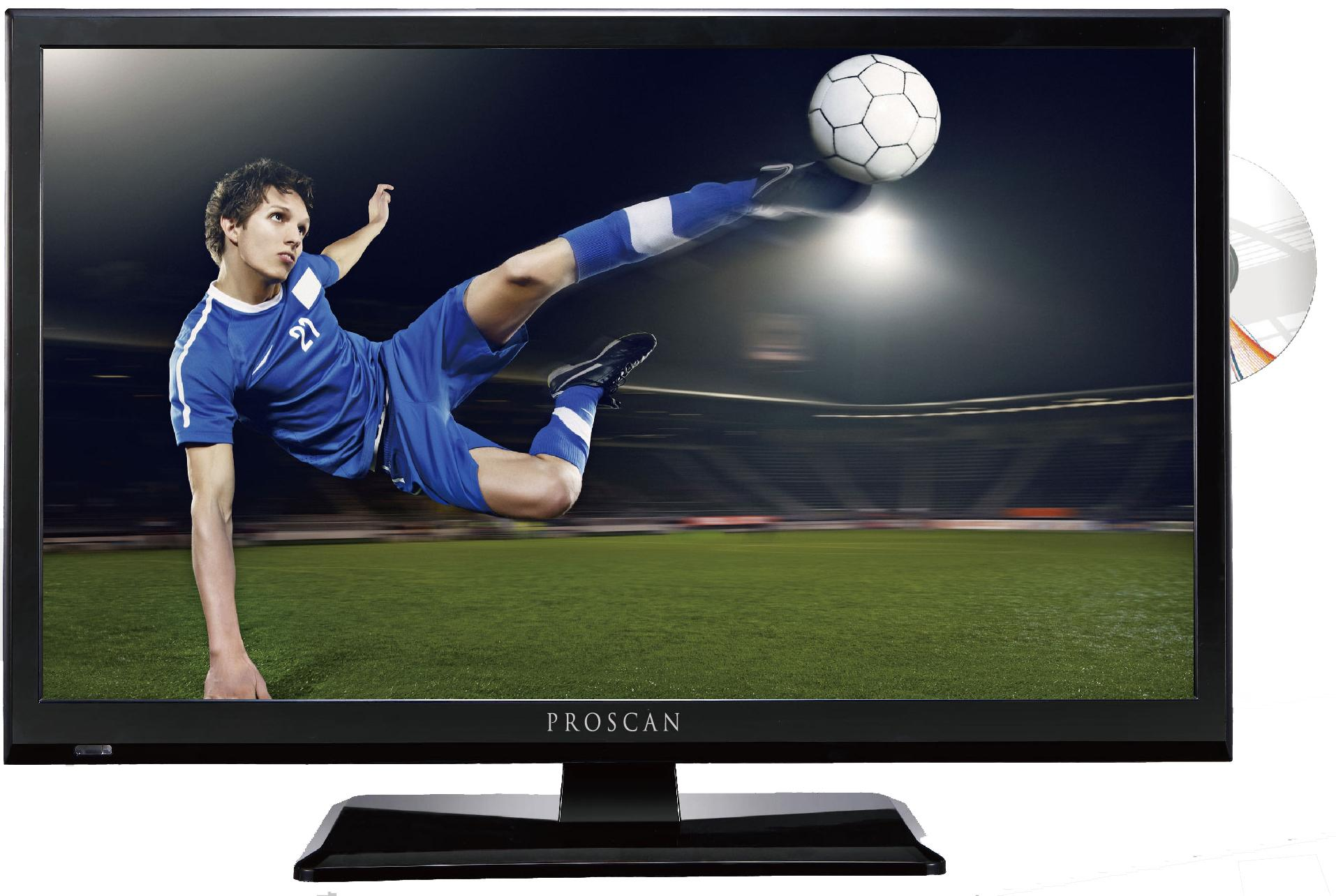 Proscan Pledv2488a 24 Inch Led Hd Tv With Built In Dvd Player