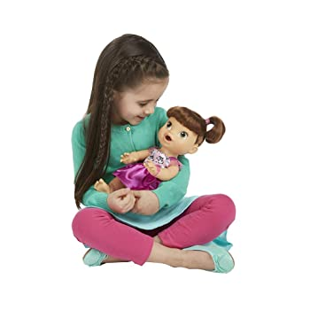 Baby Alive My Baby All Gone Doll Brunette Discontinued