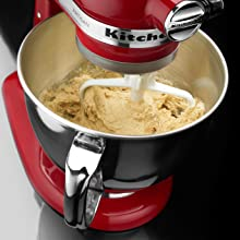 Kitchenaid K45sswh Classic 4 5 Quart Bowl Stand Mixer