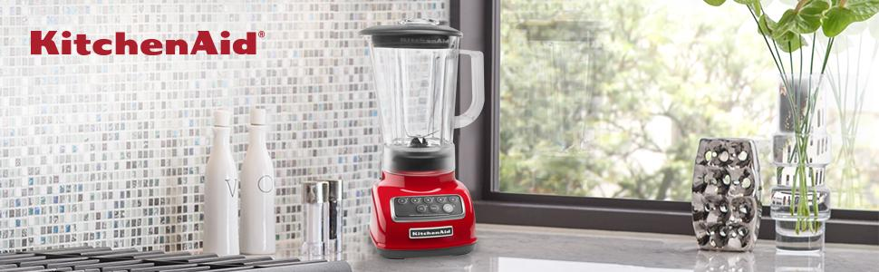 Kitchenaid Ksb1570 5 Speed Stand Blender Silver Amazon