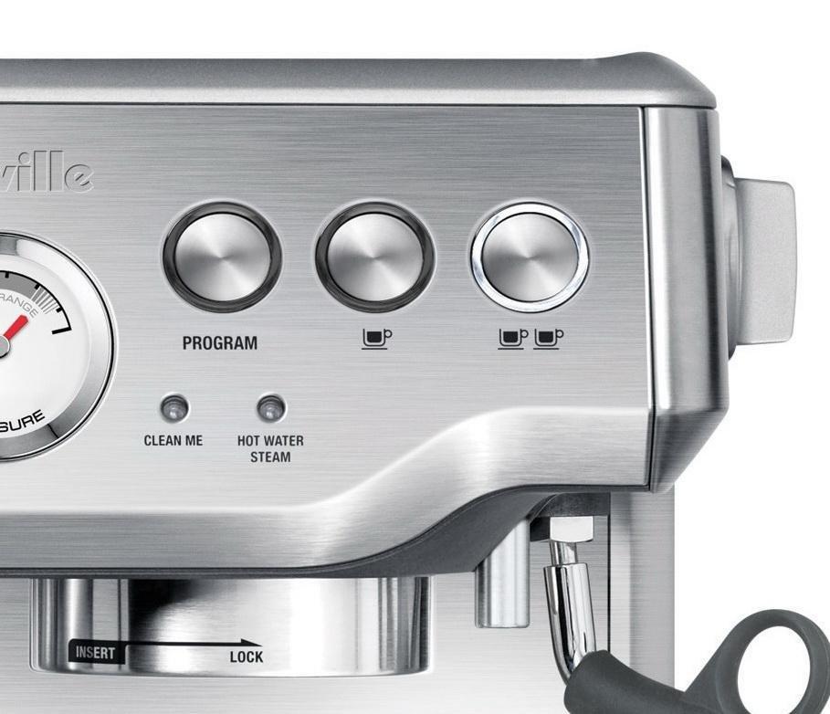 breville bes870xl barista express espresso machine ebay