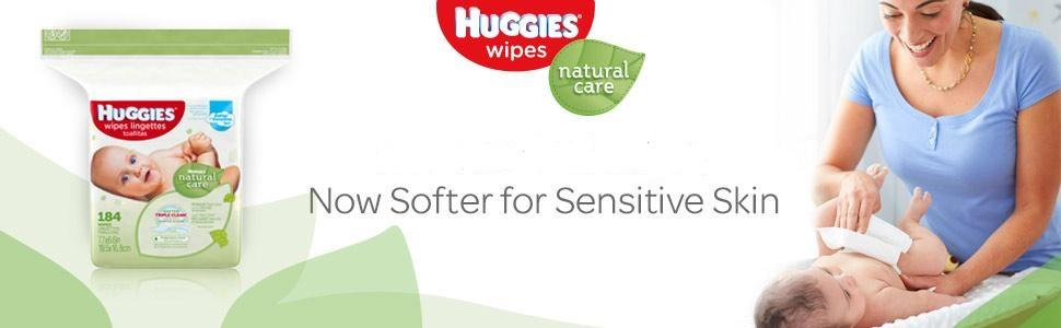 Looking for the best natural baby wipes? Try Huggies Natural Care wipes, the #1 Branded Wipe