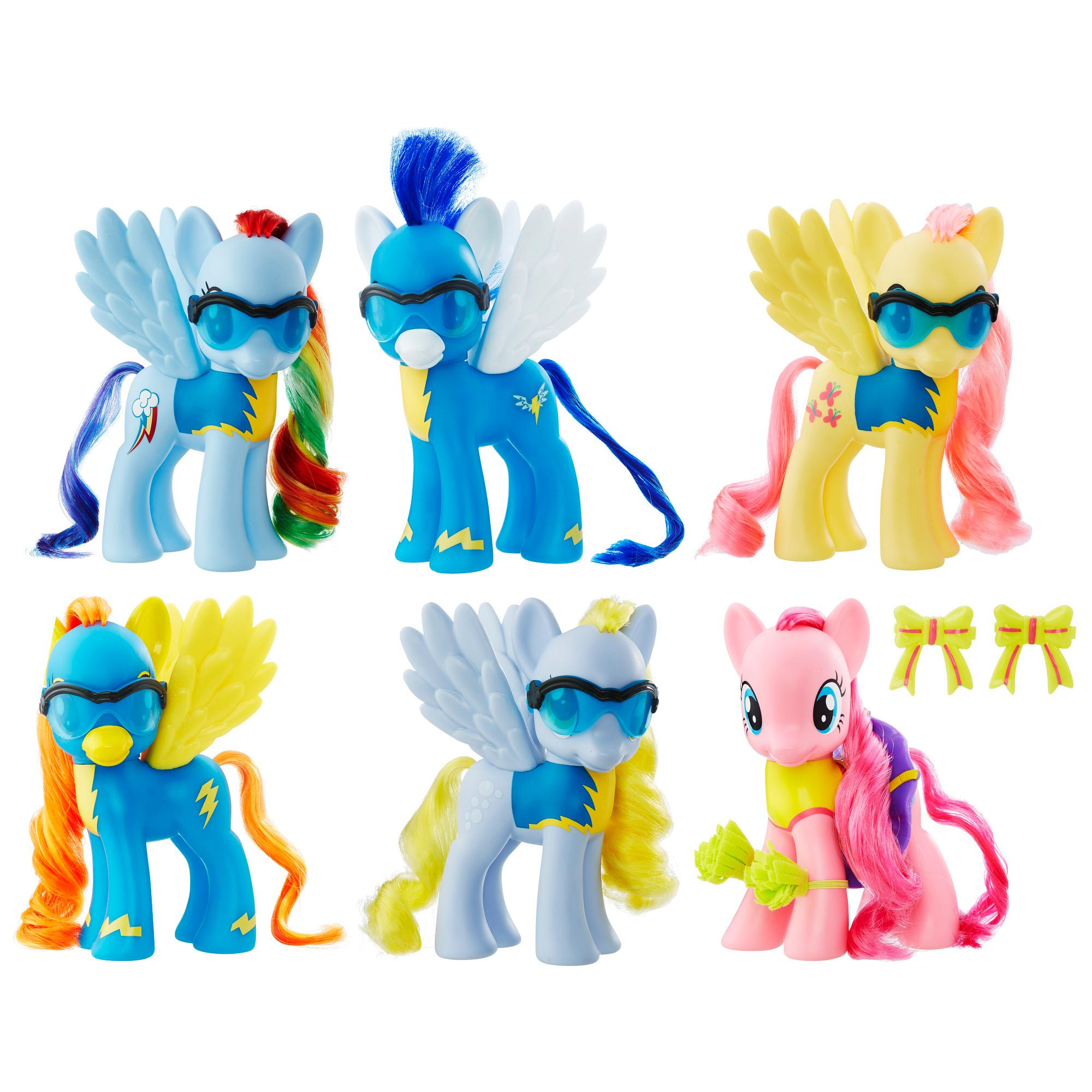 My Little Pony 6 Inch Wonderbolts Collection Toys & Games