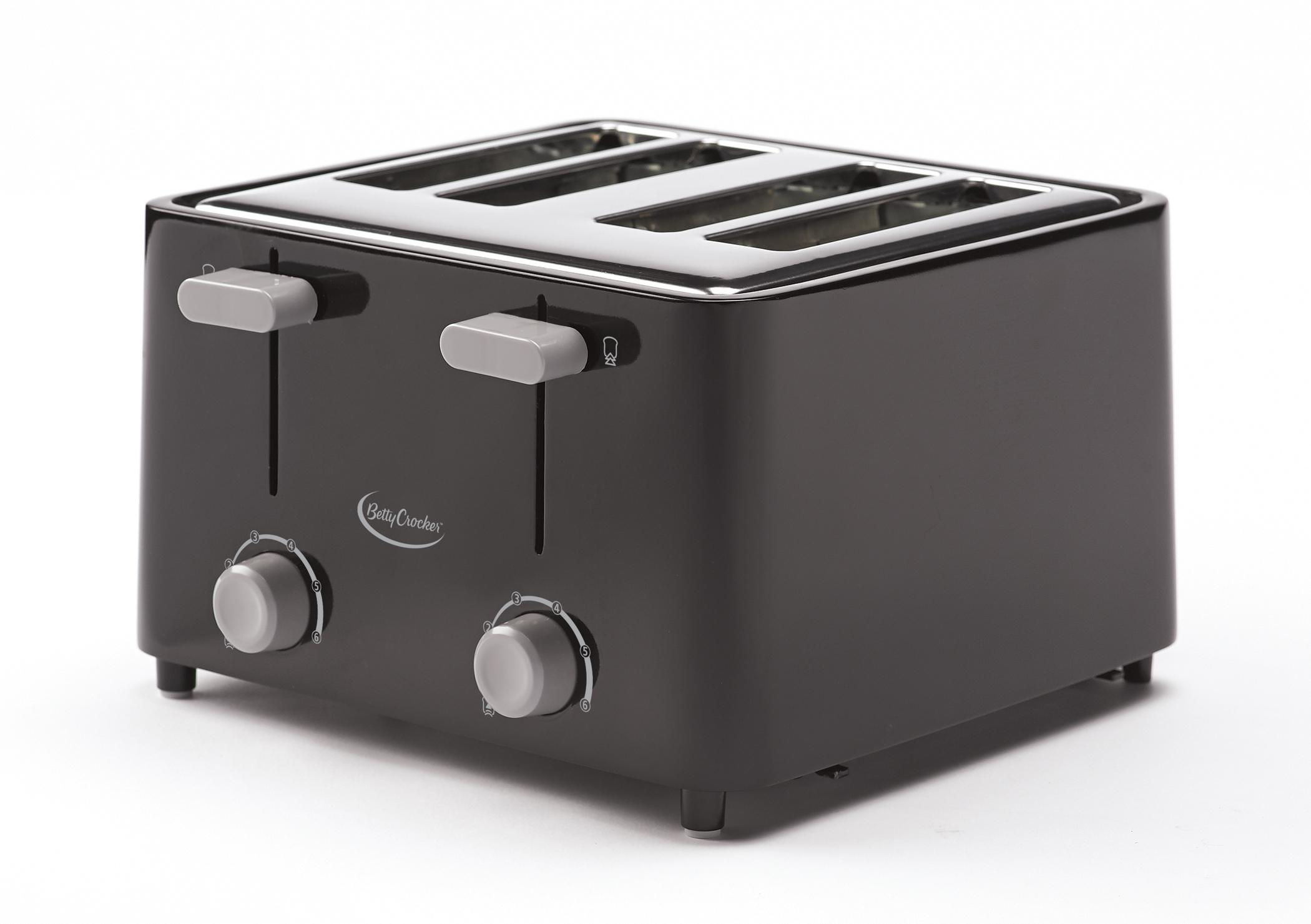 Betty Crocker Toaster Ovens Small Kitchen Appliances