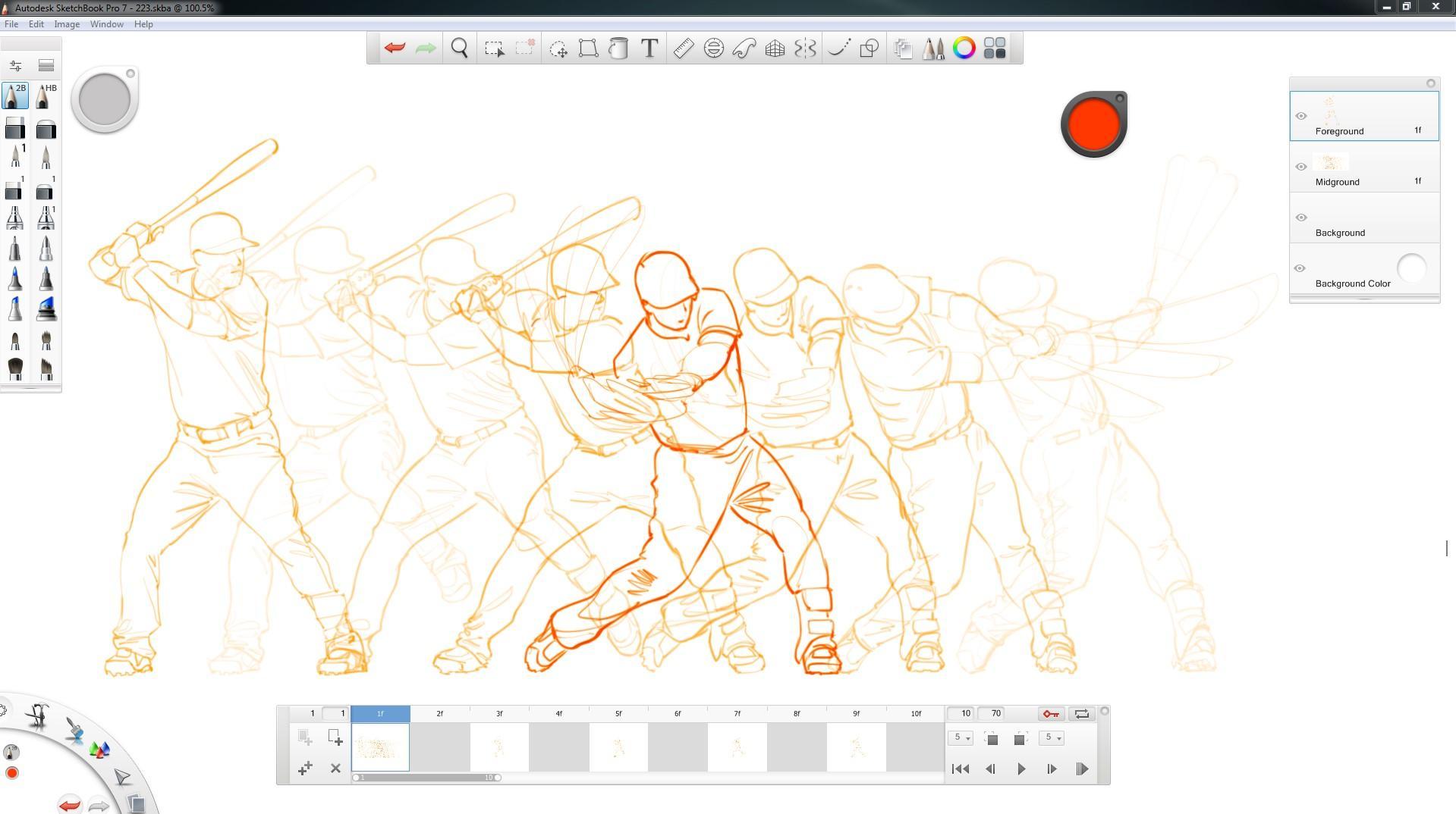 Autodesk Sketchbook Pr...