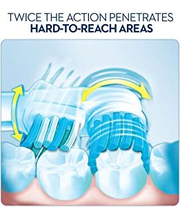 oral b, oral b toothbrush, best toothbrush, brush head, brush teeth, oral b refill