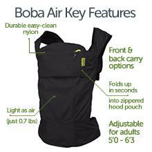 Boba Air Baby Carrier Grey Amazon Ca Baby