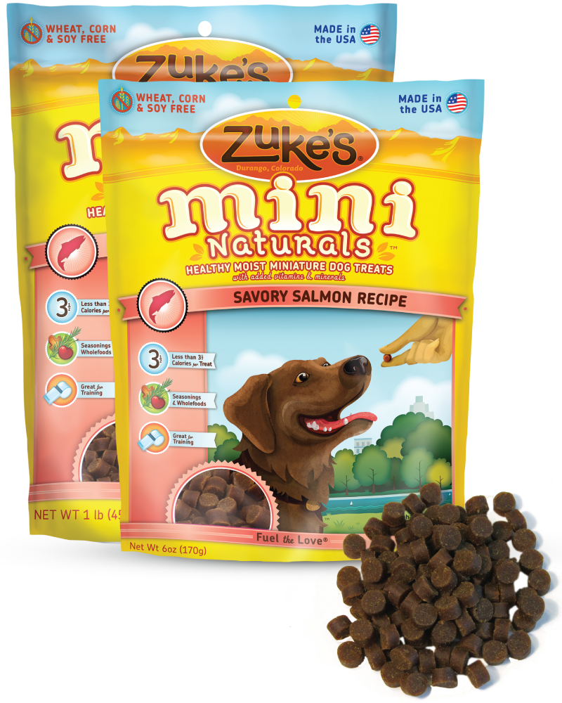 Zuke S Mini Naturals Chicken Recipe Dog Treats