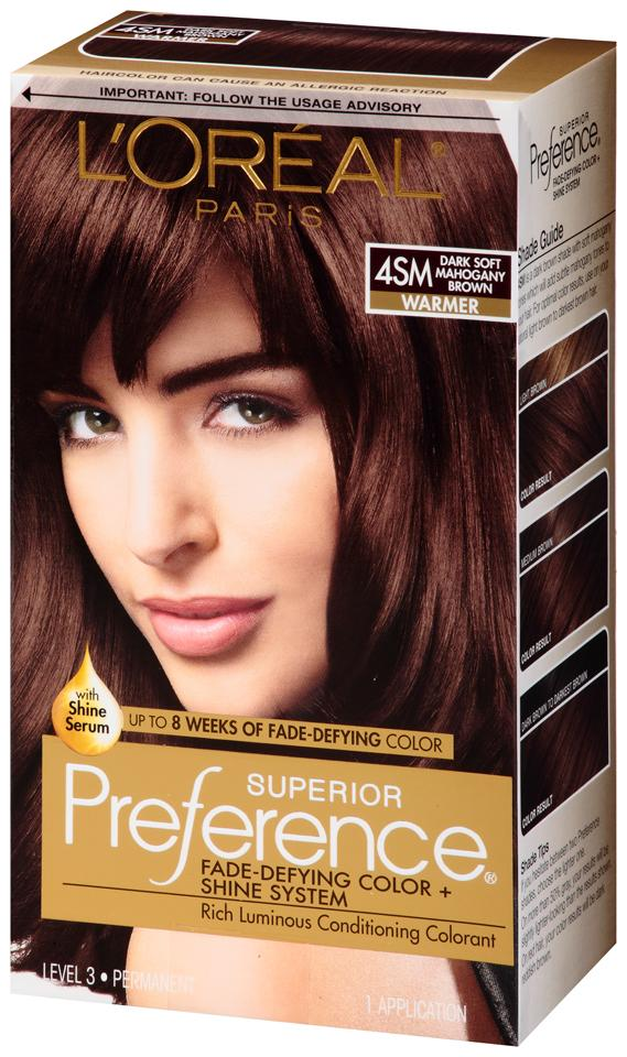 L'Oreal Paris Superior Preference Ombre Touch Hair Color, OT6 For ...