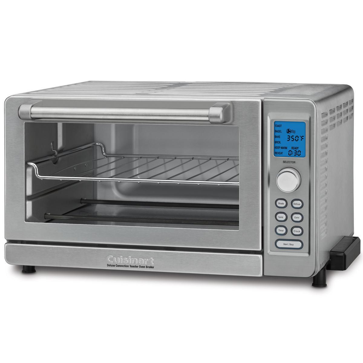 Cuisinart Tob 135c Deluxe Convection Toaster Oven Broiler