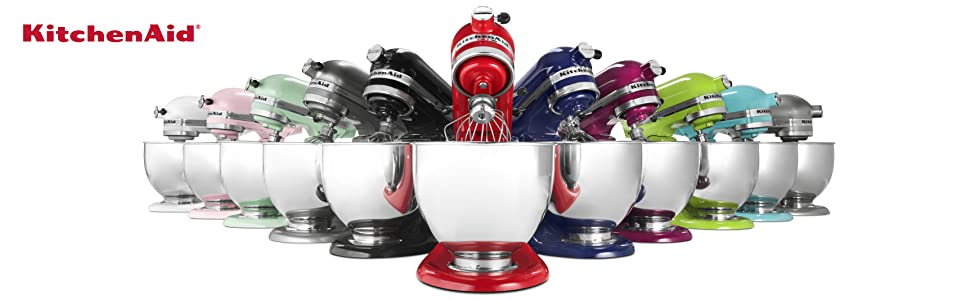 Kitchenaid Ksm150pspk Komen Foundation Artisan Series 5