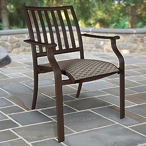 stackable outdoor chair