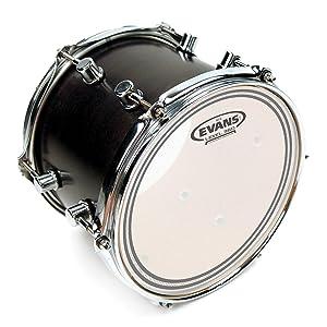 evans ec2 coated drum head 16 inchb16ec2s amazonca