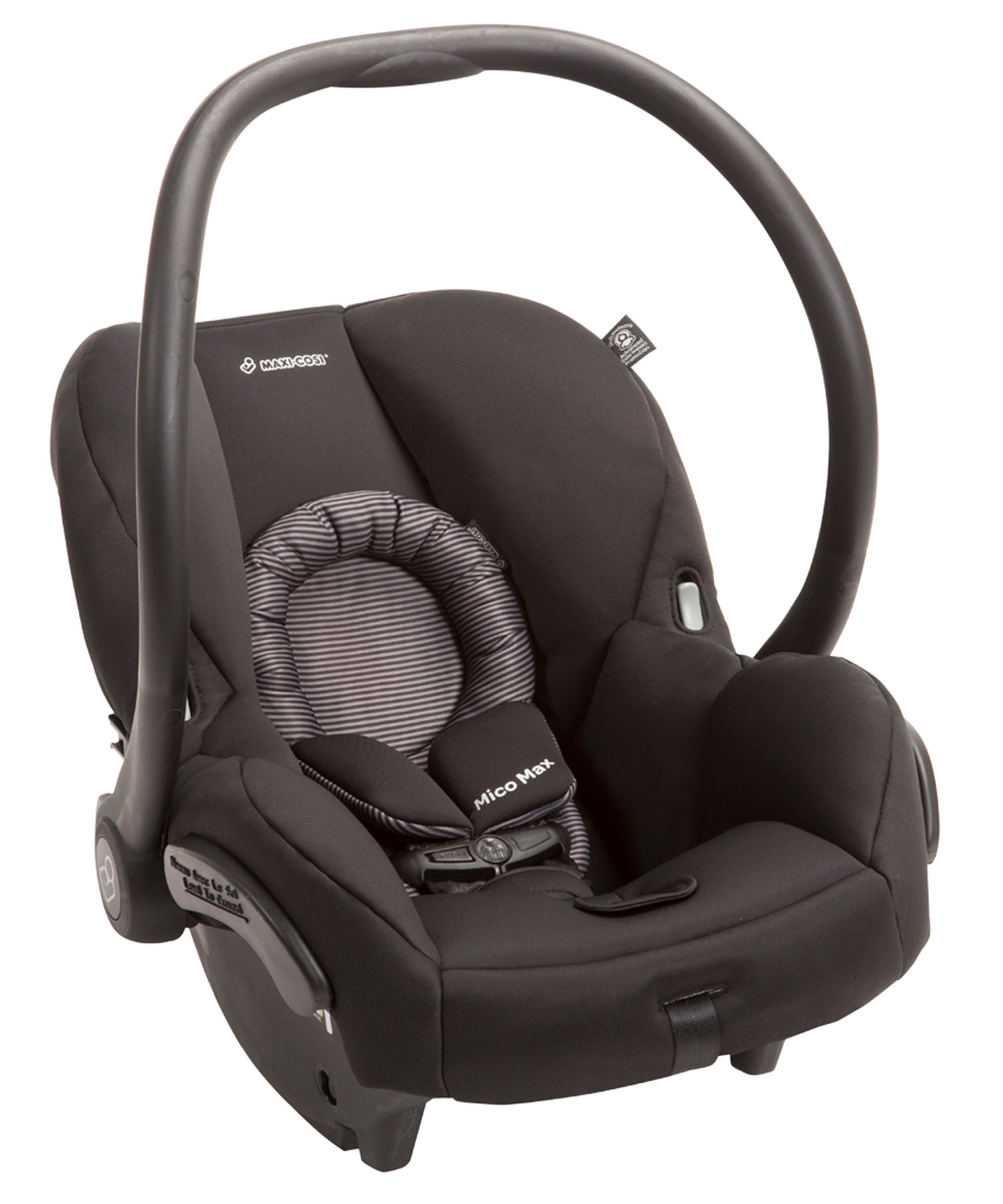 Maxi Cosi Mico Max 30 Infant Car Seat Devoted Black Amazonca Baby