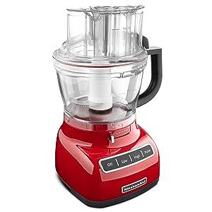 Kitchenaid Kfp1333ob 13 Cup Food Processor Onyx Black Amazon Ca Home Amp Kitchen