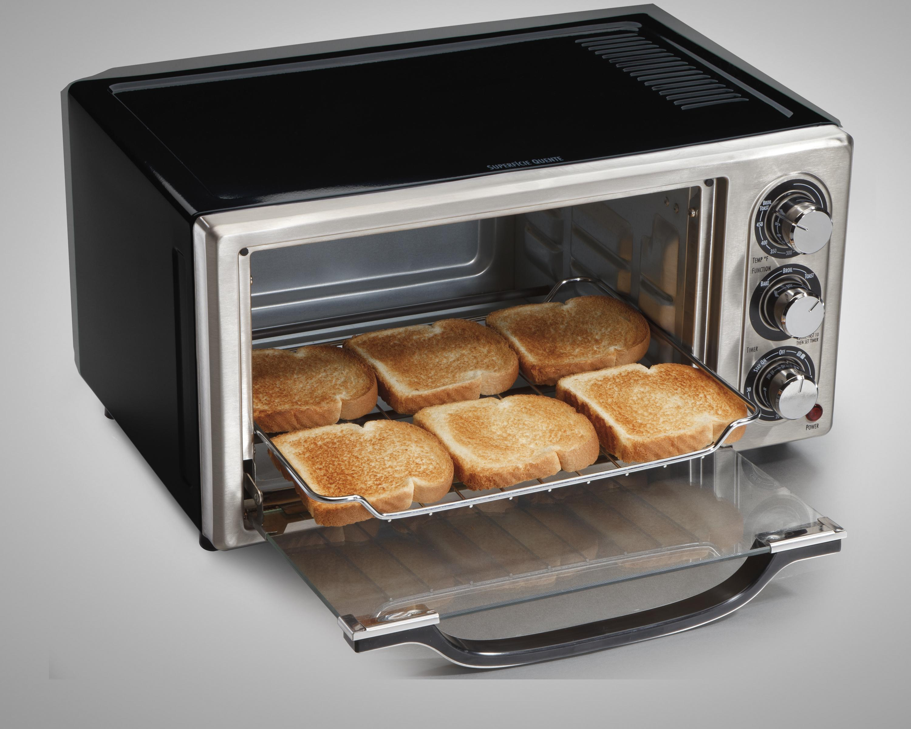 Hamilton Beach 31512c 6 Slice Convection Toaster Oven