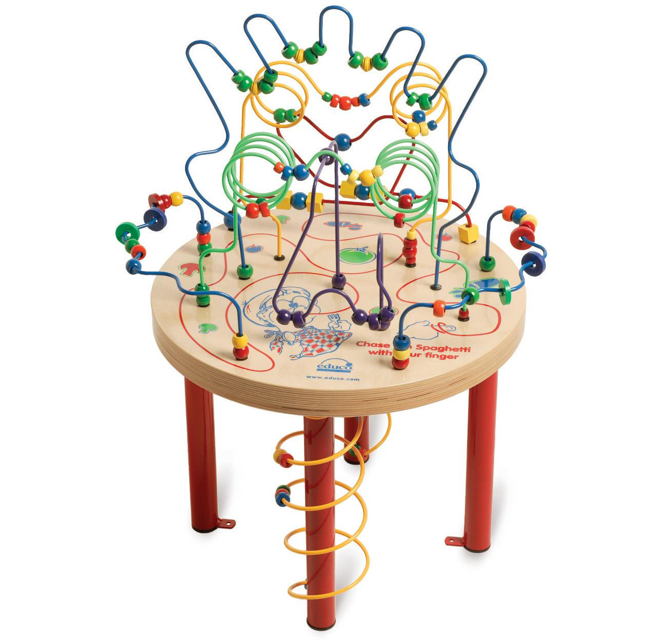 hape funny face kid's wooden bead maze hape amazonca toys  games - view larger