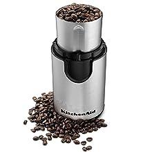 Kitchenaid Bcg111ob Coffee Grinder Onyx Black Amazon Ca