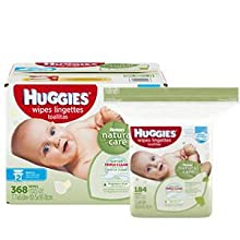 How much are baby wipes? Huggies baby wipes refill packs and boxes are a great cost savings option