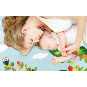 Baby Care Medium Size Double Sided Soft Playmat Baby