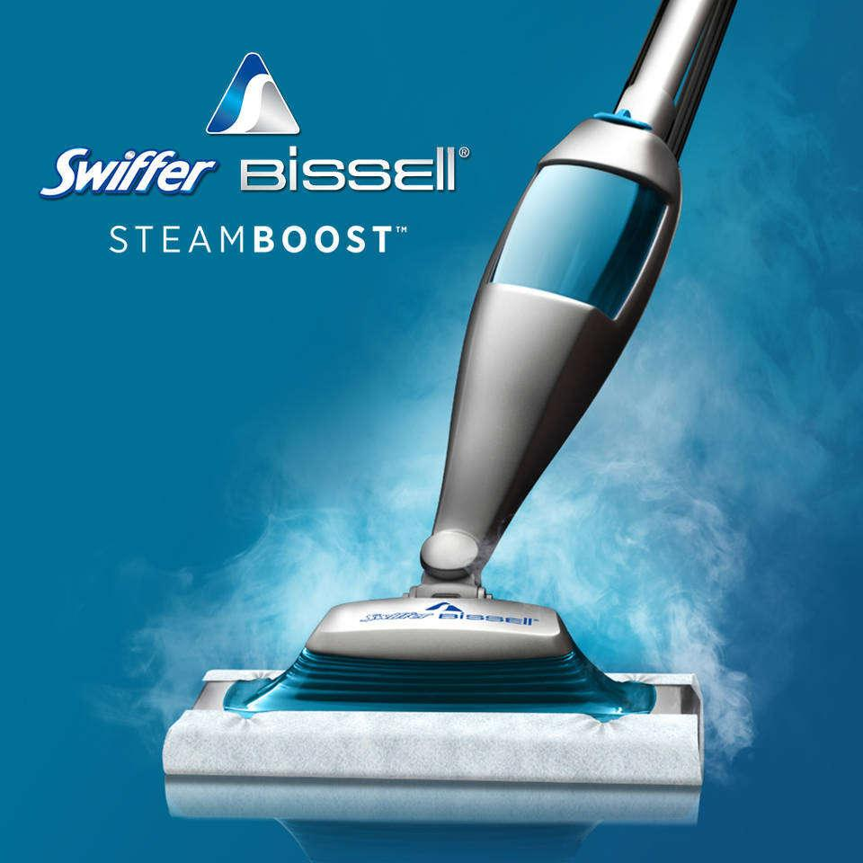 Swiffer Steamboost Steampad Refills Open Window Fresh