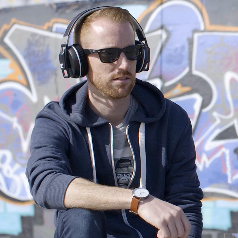 03dd1cf1aaf Sennheiser Urbanite XL Wireless Over-Ear Headphone, Black - 506087 ...