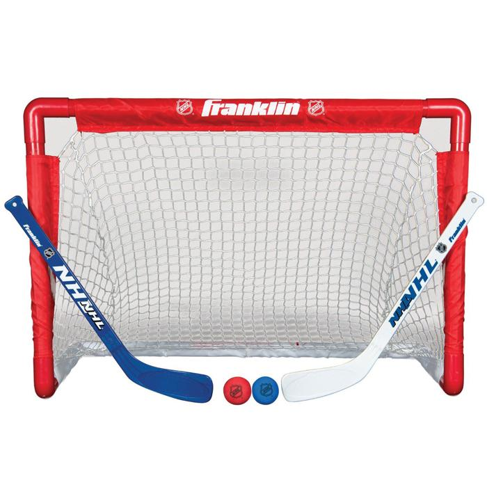 Franklin Sports Nhl Street Hockey Goal Stick And Ball Set