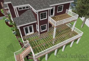 Chief Architect Home Designer Architectural 2017 Pc Mac