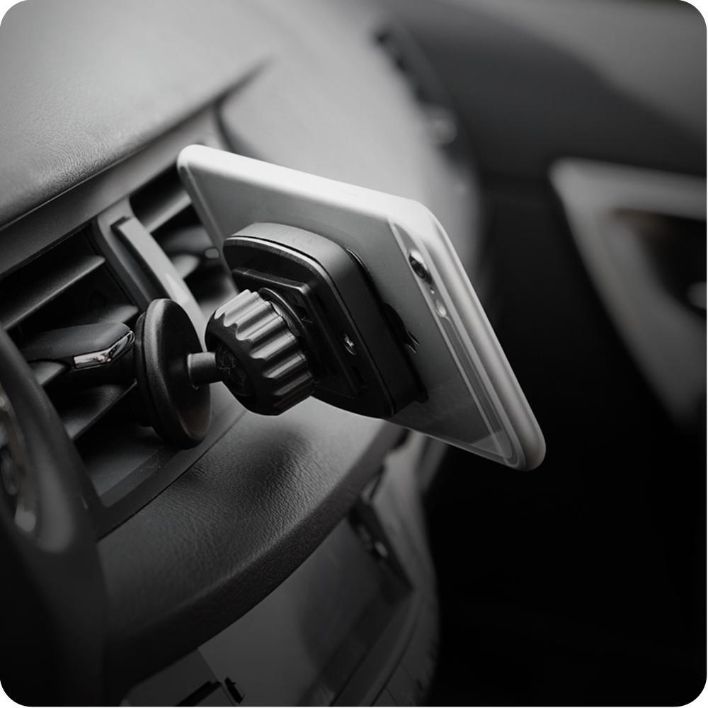 Spigen a201 car mount premium magnetic air vent phone holder 6