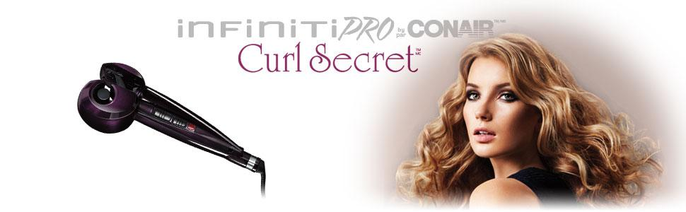The Curl Secret from InfinitiPRO by Conair