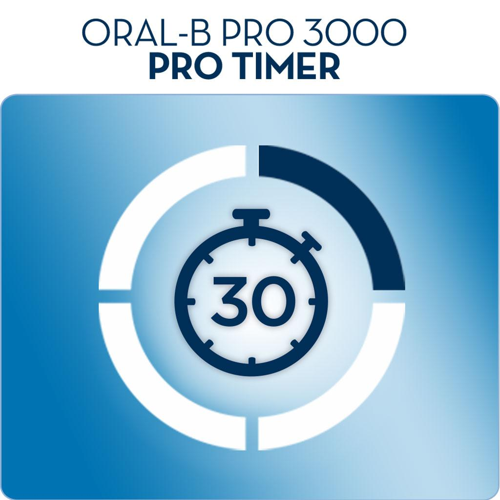 oral b pro 3000 manual english