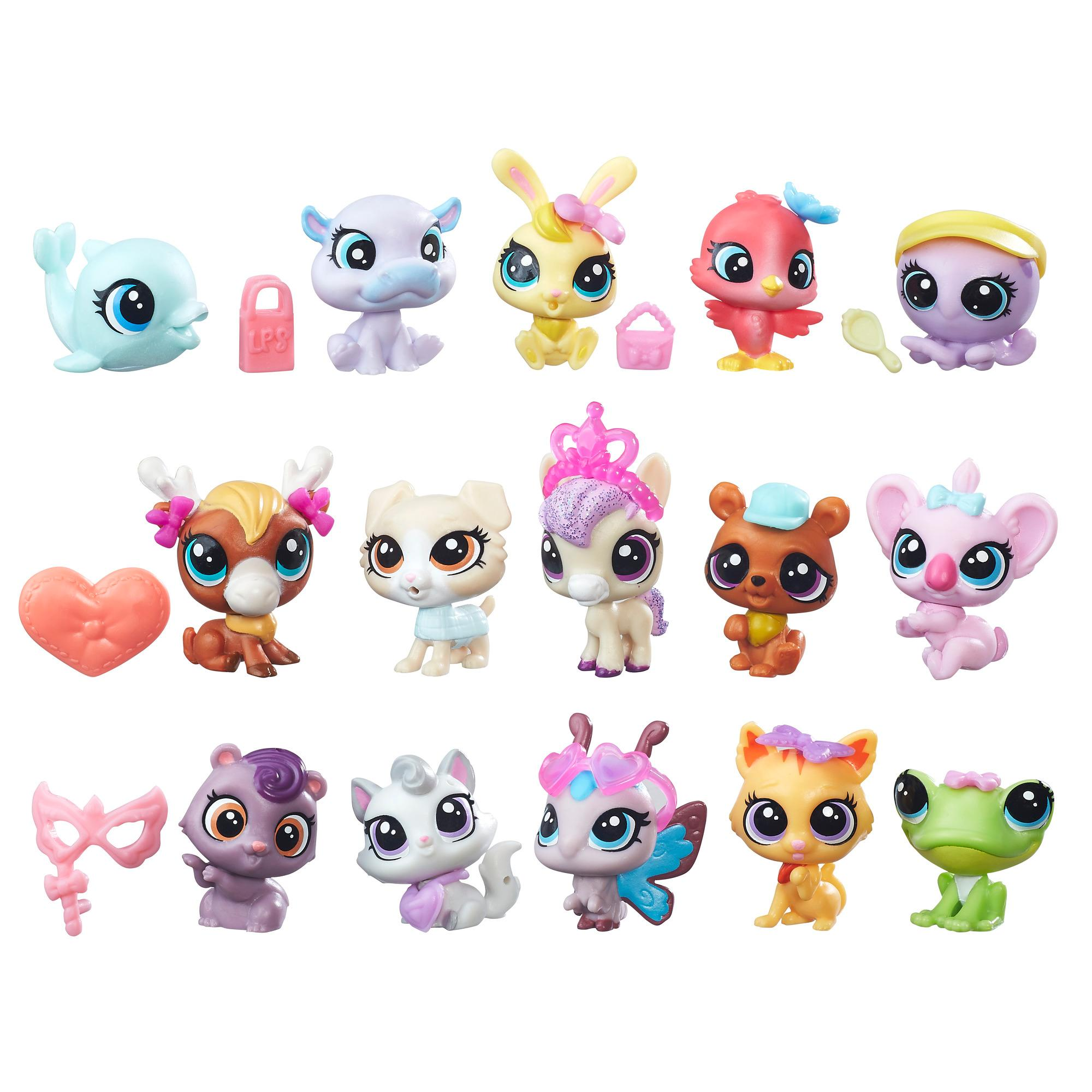 Littlest Pet Shop City Shopping Playset Playsets Amazon