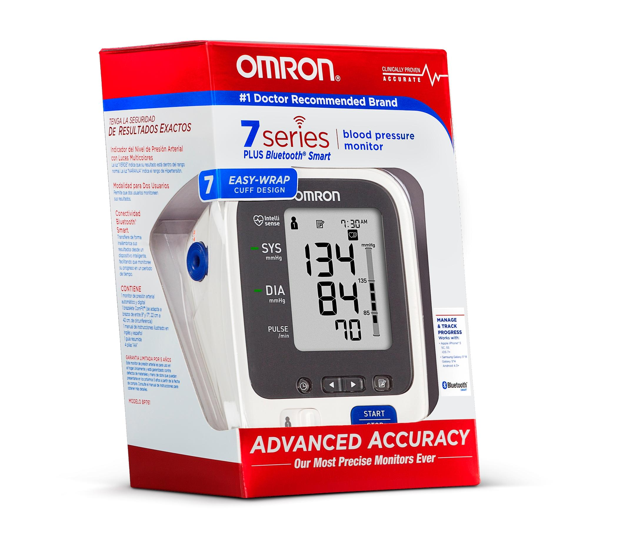 5 Best Blood Pressure Monitors To Track Your Heart Health Manual Guide